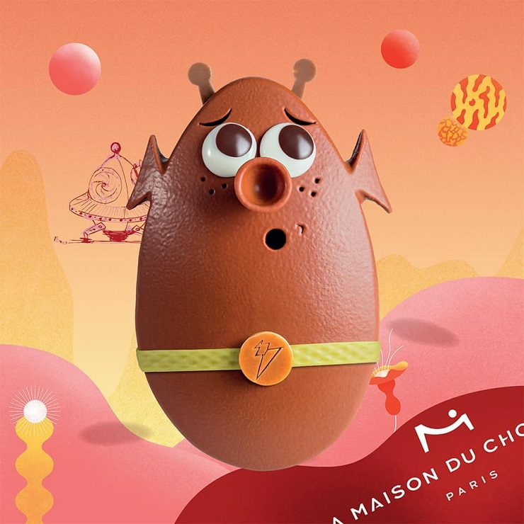 A chocolate affair: treat yourself to a chocolate egg this Easter