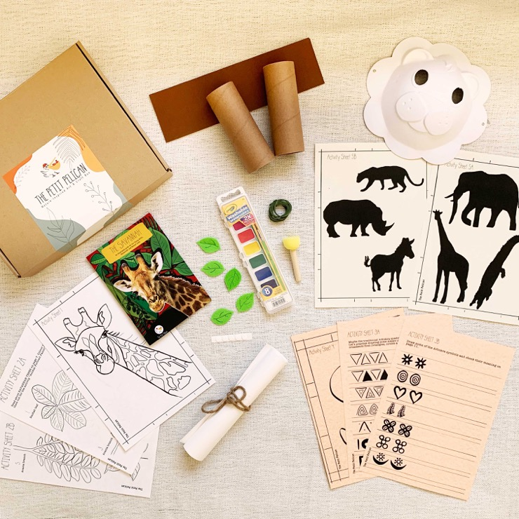 5 Activity Boxes subscriptions for your kids