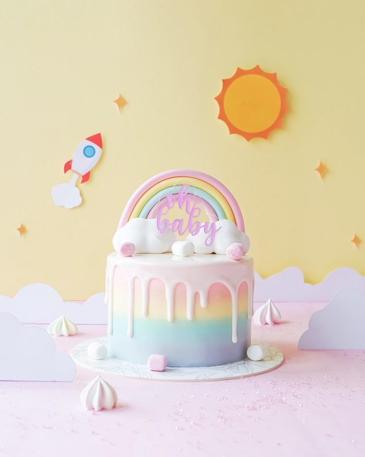 Entrepreneurs of Hong Kong – Vivien, founder and cake designer of Vive Cake Boutique