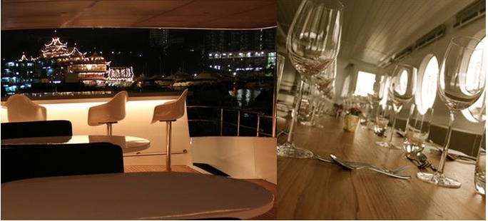 Kea's Kitchen, a floating private kitchen