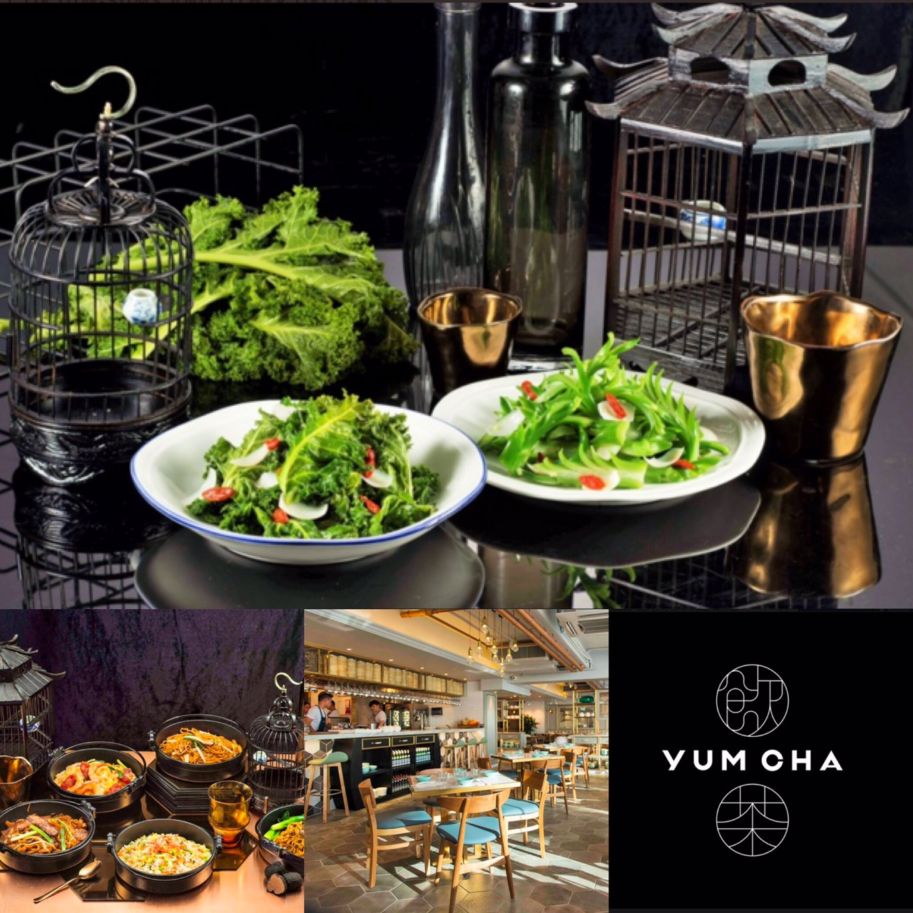 YUM CHA:  A Must Try for Dim Sum lovers