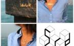 SIMON ROBIN DESIGN : Hong Kong on your neck