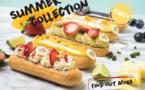 L'ÉCLAIR DE GÉNIE : new fruity summer collection