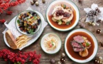 Hong Kong Madame Flavors of the World Christmas Dinners Guide