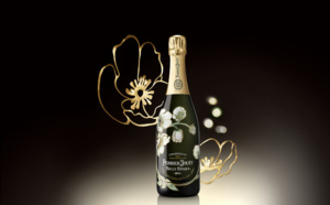 A toast to the festive season with Perrier-Jouët