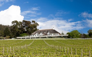 Mont Rochelle, a gem in the South African vineyards