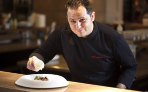 Michelin starred Chefs of Hong Kong – Guillaume Galliot, Chef de Cuisine at Caprice