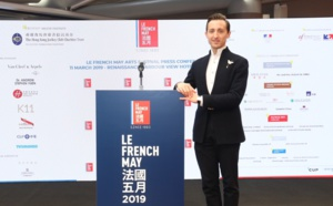 An insider look at Le French May with its CEO, Julien-Loïc Garin