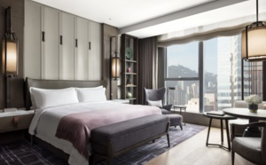 A sneak peek at The St. Regis Hong Kong