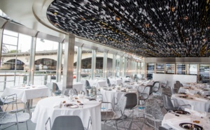 Ducasse sur Seine, a culinary itinerary along the Seine
