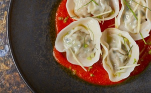 CÉ LA VI launches new menu and expands its culinary horizons taking us on a trip from Bali to India through Xinjiang