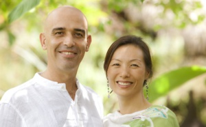 Entrepreneurs of Hong Kong – Lahra and Chicco, Founders of Fivelements
