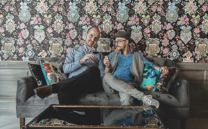 Entrepreneurs of Hong Kong – Jean-Benoît & Romain, Founders of Think Wine