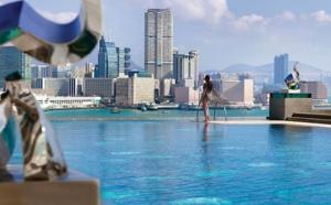 Staycation Series #7 Four Seasons Hong Kong
