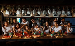The Pizza Project: Pirata Group's latest rolling baby