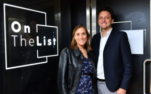 Entrepreneurs of Hong Kong – Delphine and Diego, founders of OnTheList