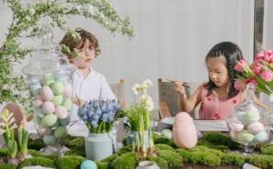 Easter, a family celebration