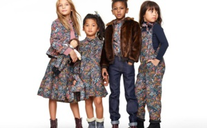 Shopping French fashion brands for kids in Hong Kong