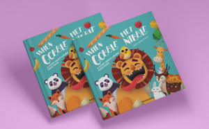 3 books written in Hong Kong for babies and toddlers