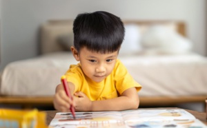Your kids' education starts at home: playing and learning made easy thanks to Learning Time