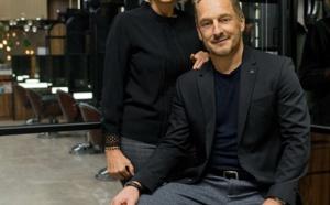 Entrepreneurs of Hong Kong – Emmanuel and Séverine, founders of Emmanuel f., 2 years after