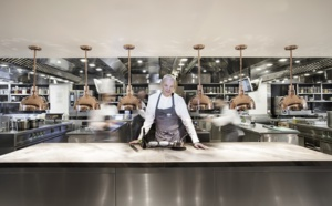 Michelin Star chefs of Hong Kong – Richard Ekkebus, culinary director at Amber