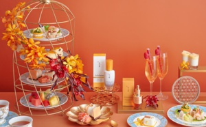 Sweet your way into August with these afternoon teas