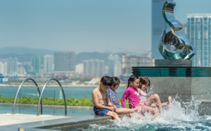 Summer of fun for the kids at Hong Kong's hotels offering family-friendly staycation packages and summer camps