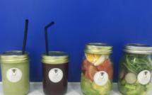 JAR JAR BEAM: Healthy meal in a Jar