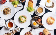 Monthly Top 5: new brunches in Hong Kong