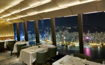 Dining with the stars – Le 39V Hong Kong