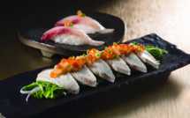 Seasonal seafood at sen-ryo