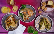 « Eat. Sleep. Pita. Repeat » - BEDU brings hands-on lunch fare to Central