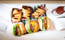 3 food delivery services, which are not Deliveroo or Foodpanda