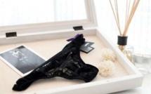 Avec Amour: a boudoir looking underwear boutique
