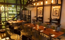 Three Monkeys opens in Hollywood Road