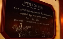 Fancy a glass and a bite at Bistro du Vin?