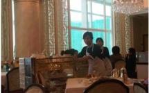Dim sum party at Maxim's Palace