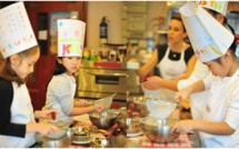 Eat My Words: a language/cooking school for the little ones
