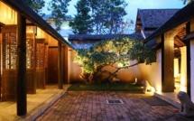 Hotel Rachamankha in Chiang Mai