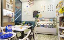 Maya Café: Good Veggie Food in Nan Fung Tower