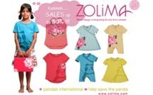 Zolima helps the pandas !