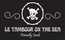 """Le Tambour on the Sea: the """"friendly junk"""" starts sailing!"""