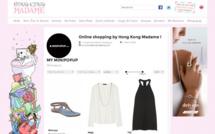 Minipopup, the e-shopping by Hong Kong Madame