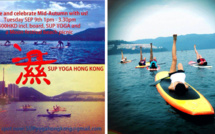 Stand Up Paddle Yoga: the perfect combination for a dream body