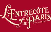 A great steak with fries at L'Entrecôte de Paris