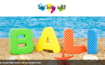 Bali Baby Hire: travel light, even with a large family!