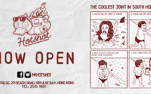 Partner News - Hotshot: The coolest joint in South HK!