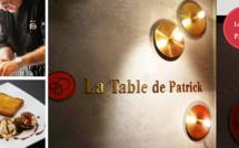 La Table de Patrick: Patrick Goubier's latest establishment