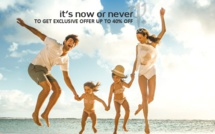 Partner News EXCLUSIVE OFFER only for 10 days for HK Madame!  Save up to 40% for your summer holiday!